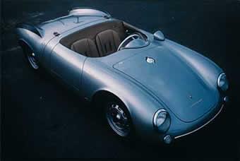 550 Porsche Spyder