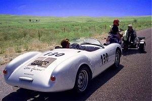 James Dean 550 Porsche Spyder